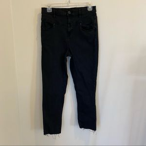 Urban Outfitters Black High Rise Jeans